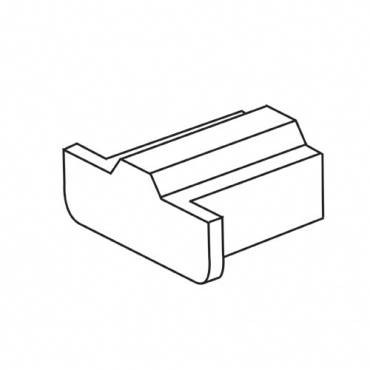Trend WP-CGS/05 Nylon End cap for clamp N guide