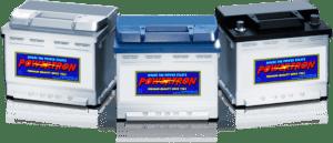 powertron car batteries fountain valley