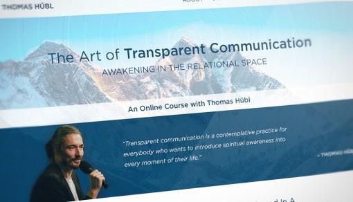 Thomas Hübl Online