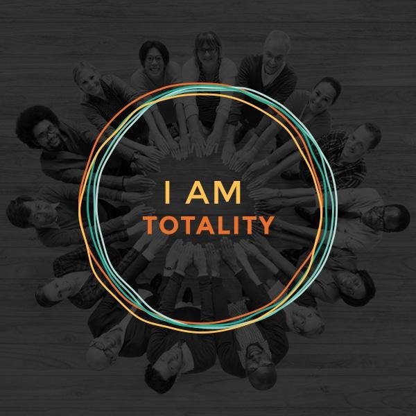 I am Totality Logo