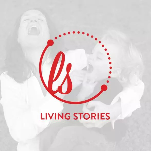Living Stories Logo