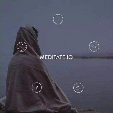 Meditate.io Icons