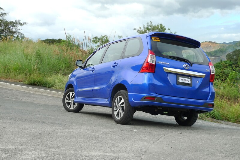 grand new avanza nebula blue pelindung radiator toyota 1 5 g a t this isn your taxi power wheels magazine out front it gets grille and headlights bumper alloy for both 5l 3l variants changes in the rear are more subtle with