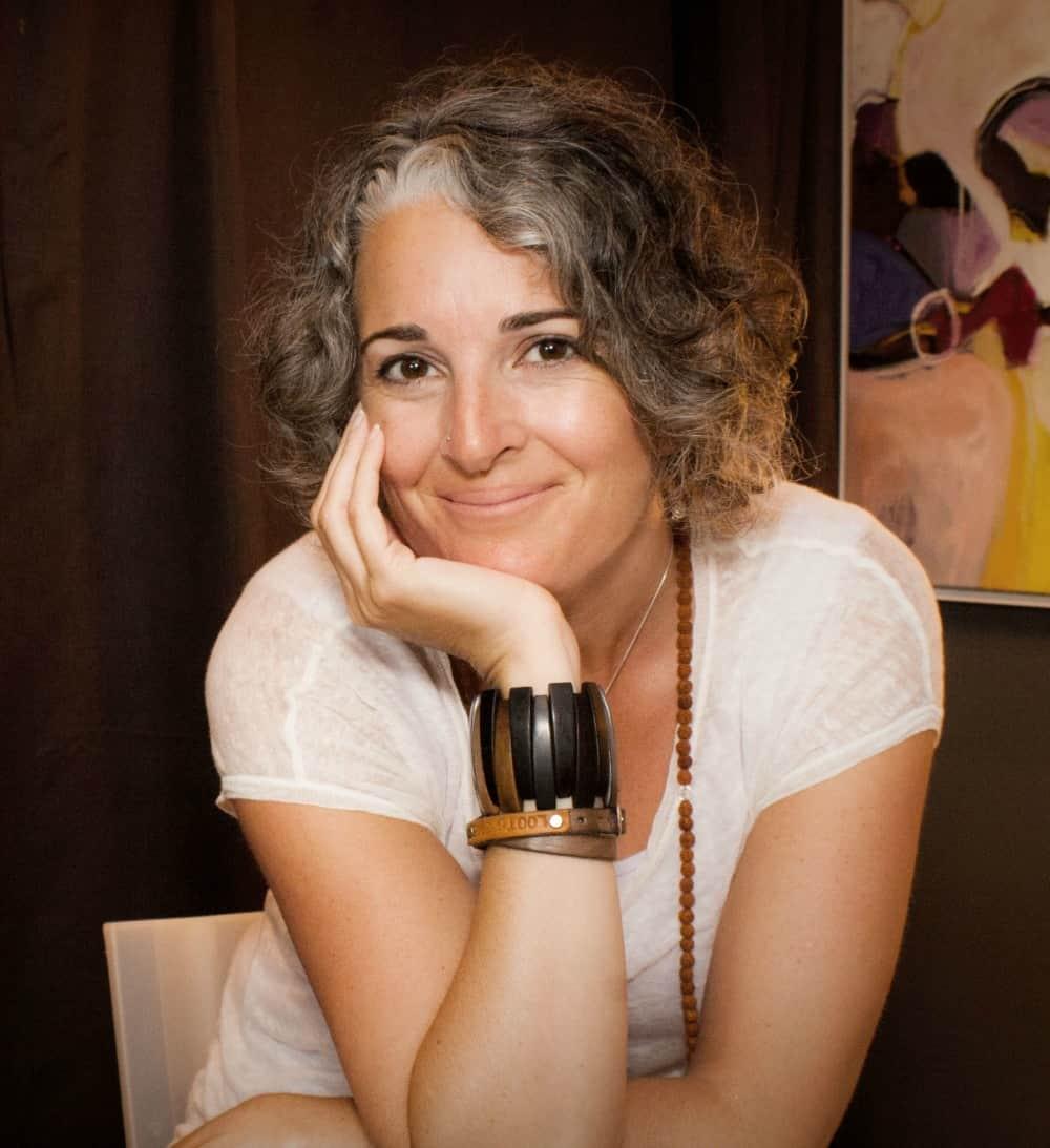 Marlene Lowden, Advocate for Creativity – Painter, Yoga Teacher & Facilitator
