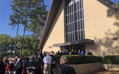 Cecil Field chapel restored to honor POW-MIAs