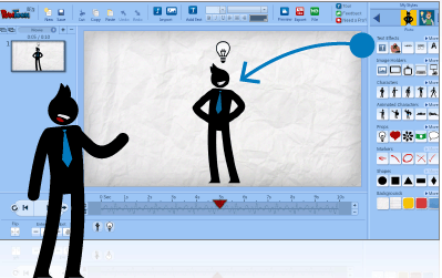 PowToon is a free business animation software and PowerPoint alternative