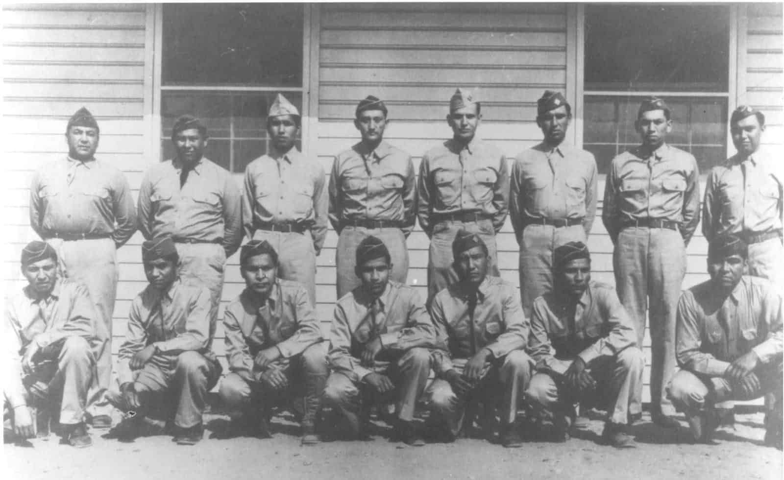 Congressional Gold Medal Ceremony To Honor Code Talkers