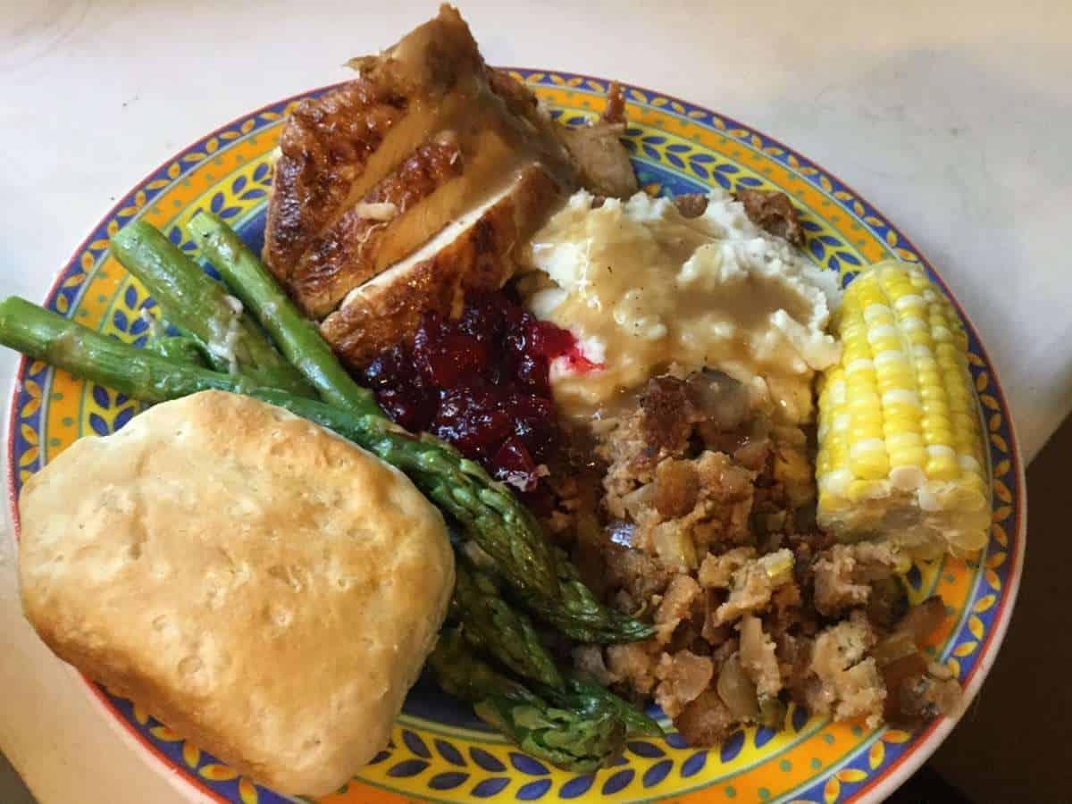 Preparing An Easy Thanksgiving Dinner