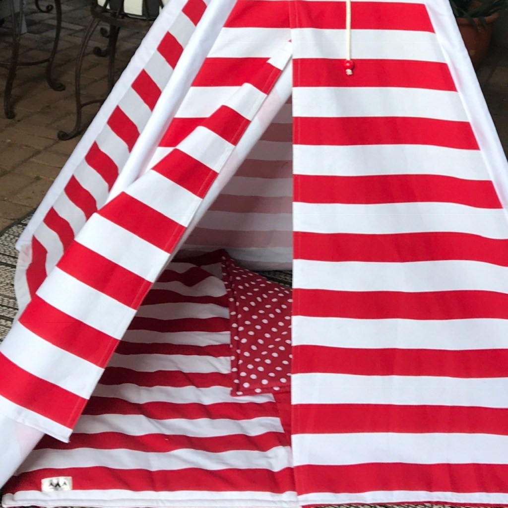 Floor quilts for teepees