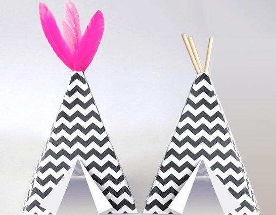 Teepee fun for kids