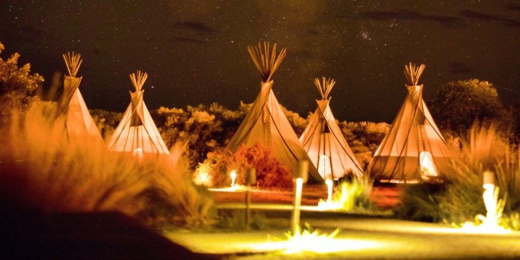 teepees in south africa