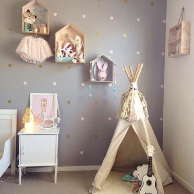 children's bedroom decorating trends