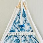 Blue teepees for sale