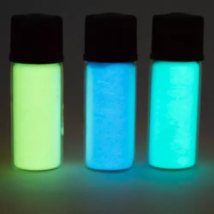 Glow In The Dark Pigments