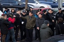 Covering China: for foreign and domestic press, self-censorship's the threat