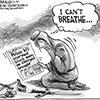 4 cartoonists on how their Eric Garner images came together