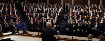 A fact-checking army (and app) had rapid-fire responses for Trump's State of the Union speech