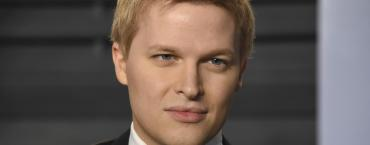 After Pulitzer win, Ronan Farrow feels like he did right by his sources in Weinstein story