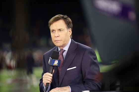 Broadcast announcer Bob Costas announced that he will be leaving NBC Sports after a 40-year career. (Photo: David J. Phillip)