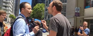Know the rules: TV news crews face an ever more unwelcoming public