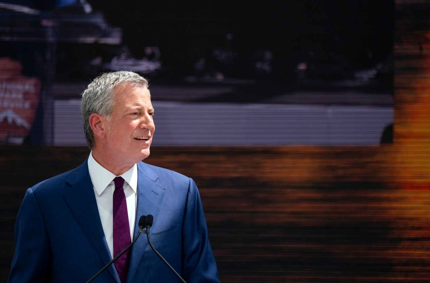 How a 17-year-old high school junior from St. Louis scooped Bill de Blasio's presidential announcement, plus Gannett's takeover battle
