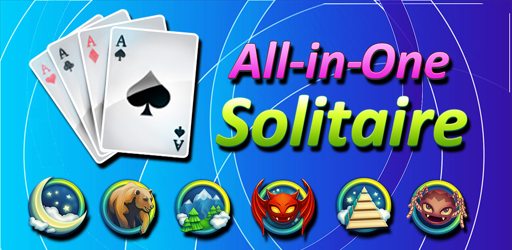 All In One Solitaire OLD Pozirk Games