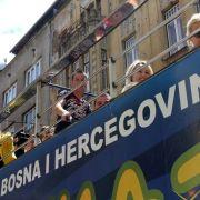 """City bus"" za panoramsko razgledanje Sarajeva"