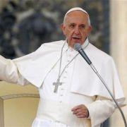 Papa: Pišite pozitivne vijesti!