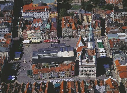 La Plaza del Antiguo Mercado (Stary Rynek) - Poznan.pl