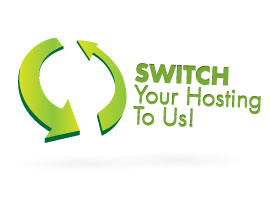 Web hosting email