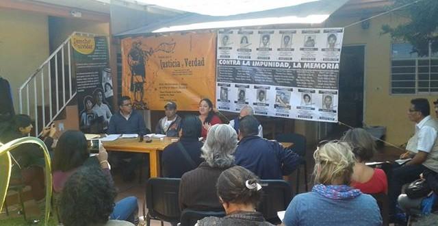 """Chiapas: """"Reunión para la justicia y la verdad"""""""