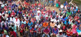 """""""Debería estar aquí presente el compañero Galeano"""", EZLN en reinauguración de clínica y escuela autónoma."""