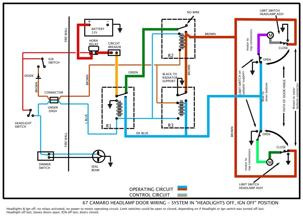 medium resolution of 1967 chevy camaro rs wiring diagram wiring diagram source 1969 camaro houndstooth interior 1967 camaro rs