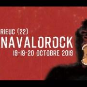 affiche de Carnavalorock 2018