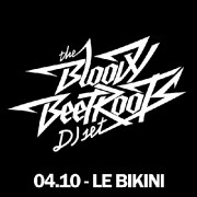 affiche The Bloody Beetroots