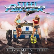 cover STeel Panther - Heavy Metal Rules