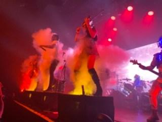 Groupe Starset à la Machine du Moulin Rouge (2)
