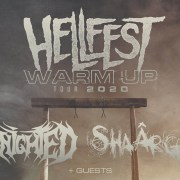 Bannière Hellfest Warm-Up Tour 2020