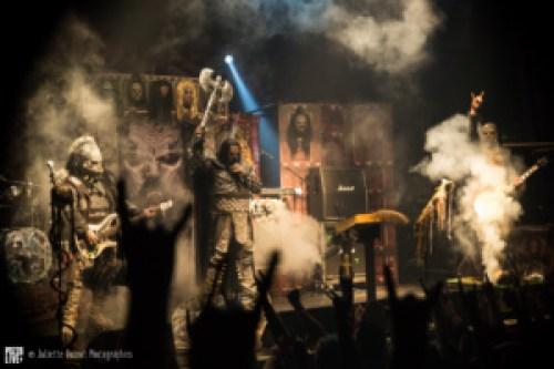 Lordi à la Machine du Moulin Rouge (7)