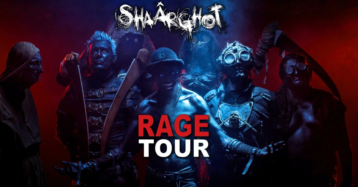 Shaârghot rejoint Rage Tour