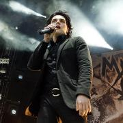 Le chanteur de My Chemical Romance sort 4 chansons
