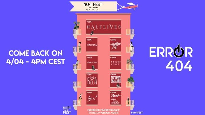 error 404 Festival