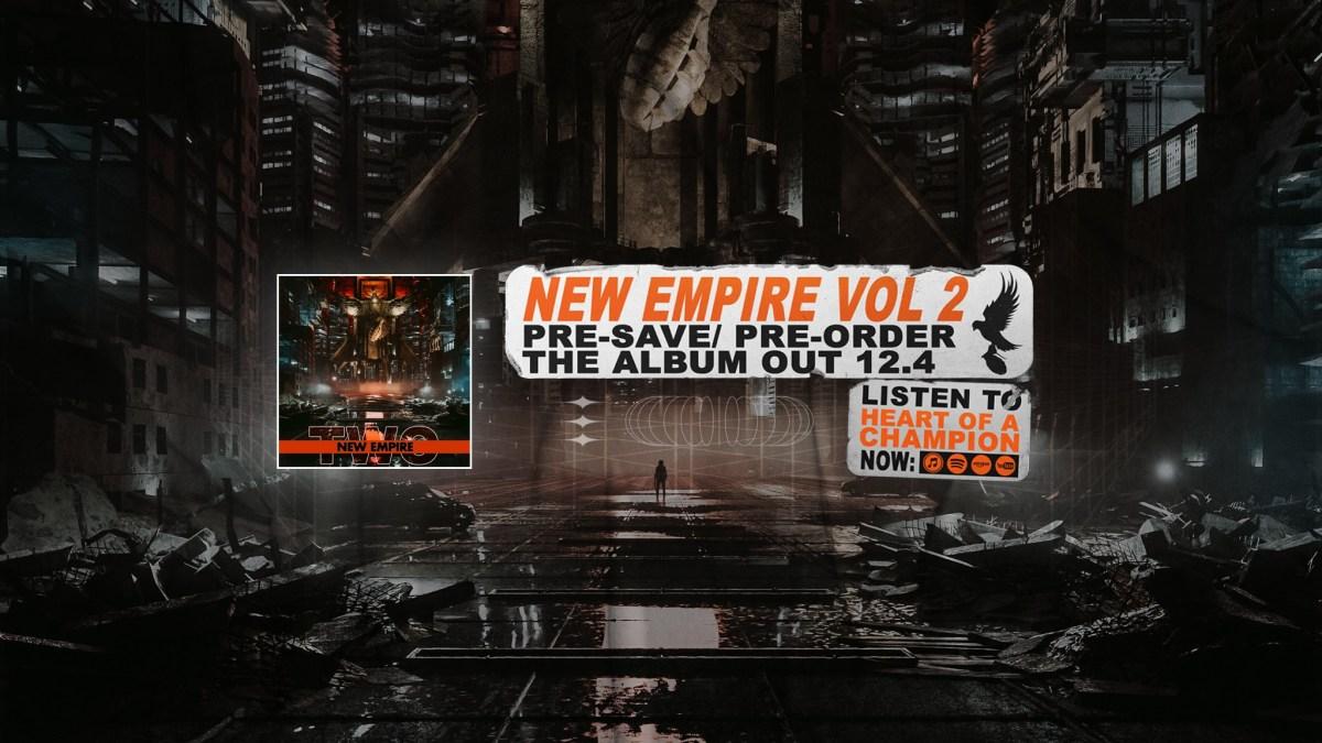 New Empire Vol.2 est enfin annoncé !