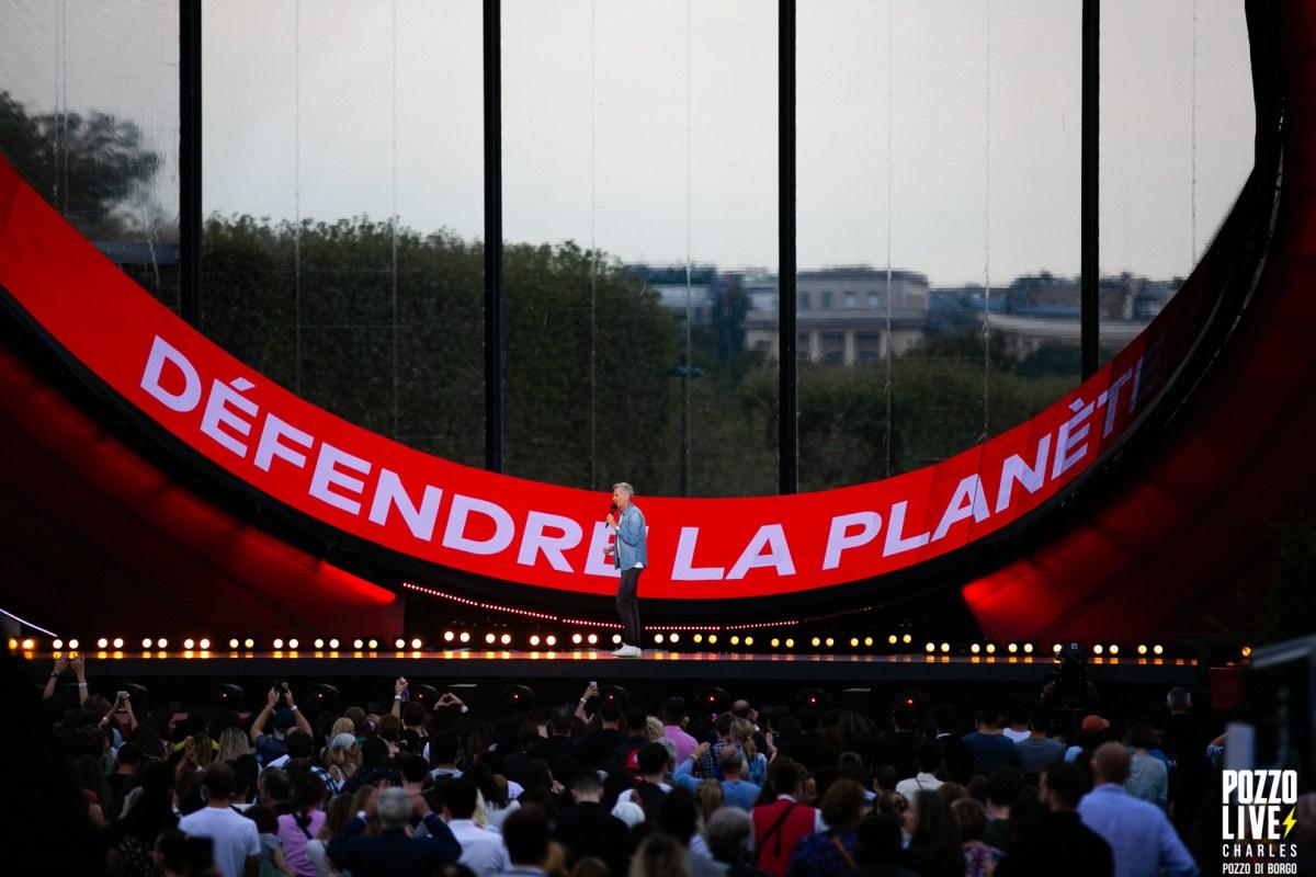 global citizen live paris denis brogniart