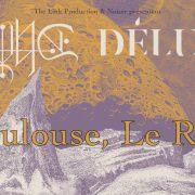 DVNE DELUGE Toulouse