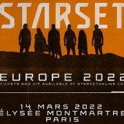 Starset Elysée Montmartre