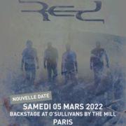 Red à Paris en 2022