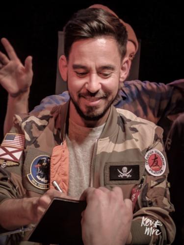 Linkin Park Virgin Radio-10