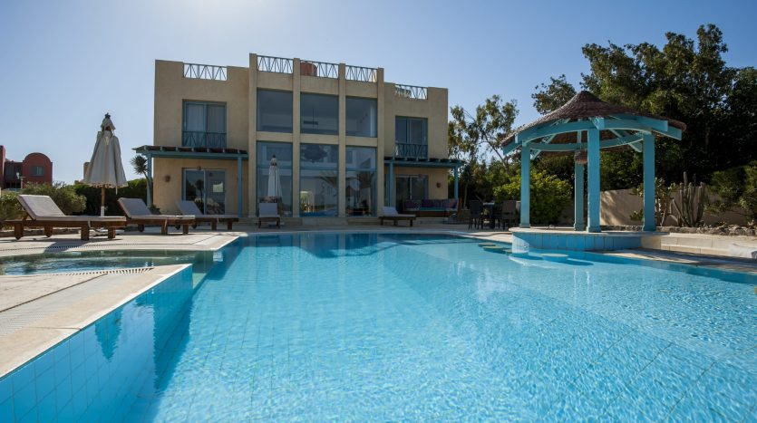 Golf Villa for Rent in El Gouna