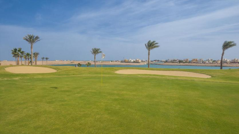 Golf Course in EL Gouna Real Estate